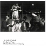 O Fool! O Fooled! by Soheil Parsa, 1993 Modern Times Stage Company Photo Credit: Soheil Parsa