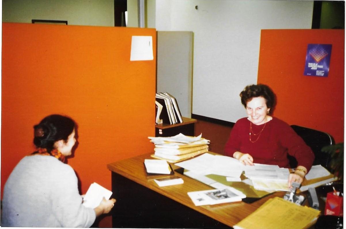 Personal photos iranian canadian oral history - Bureau immigration canada montreal ...