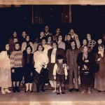 Field trip of ESL Classes at Queens Park 1992 First row from right: X, X, X, MPP Elinor Caplan, ESL Teacher (Mrs. Farideh Nasseh), X, X, X Second row from right: X, Sarvar Taghavi, X, Ms Aghdas, X, X, X, X Third row from right: X, Mr Sharifi, Javad, X, Sima, X Photo Credit: Mrs. Farideh Nasseh