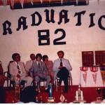 Graduation Ceremony, 1982, Silver Spring Public School, Toronto  Katayoon Hossein Doust Photo Credit: Fereshteh Mohyeddin (Hossein Doust)