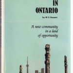 Iranian in Ontario by M. S. Kazemi- Mihan Publishing Inc. 1986 Photo Credit: Alireza FakhrAshrafi