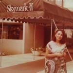 Mihan Kazemi, Skymark II (Finch and Donmills), Dec 21, 1979 Photo Credit: Mihan Kazemi