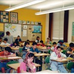 Toronto Farsi School, Final Exam 1996-1997 Photo Credit: Ms. Golshani