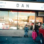 1st Iranian Grocery Store in Toronto Dan Bakery; 363 Wilson Ave (Wilson and Bathurst) Established in 1984 by Mr. Saeid Nehzati and Anna (Youn Sook Ahn) Dan and Susan Nehzati Photo Credit: Mr. Saeid Nehzati