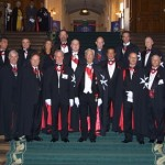 Mr. Hakim's Knighthood Ceremony- June 24th, 2005 at Queen's Park Toronto, Ontario's Parliament _This great honour has been bestowed upon Sir Karim Hakimi for his many generous contributions such as donating hundreds of thousands of pairs of eyeglasses to people in less fortunate countries