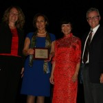 Parvaneh Missaghi ; Recognition Award from York Region District School Board for Exemplary Leadership in 2011 Photo Credit: Parvaneh Missaghi